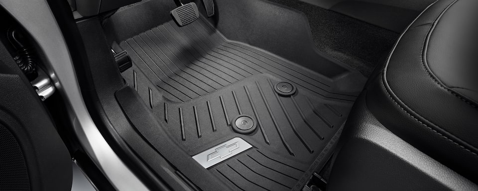2021 Chevrolet Colorado Interior: Floor Mats