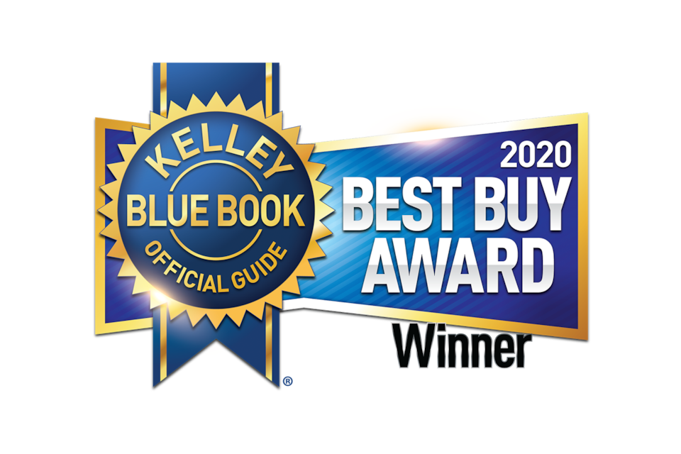 2020 Chevrolet Colorado KBB Best Buy Award