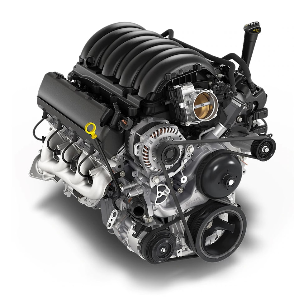 5.3L V8 Engine Icon