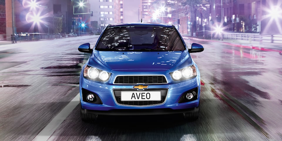 Discontinued Vehicles: Aveo