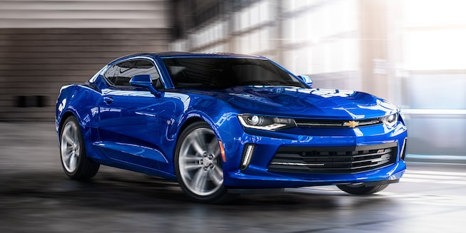 2018 Chevrolet Camaro Sports Car