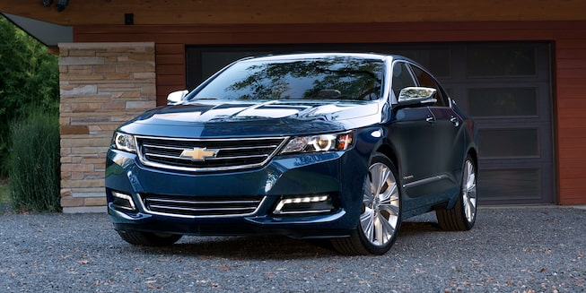 2018 Chevrolet Impala Full-Size Car