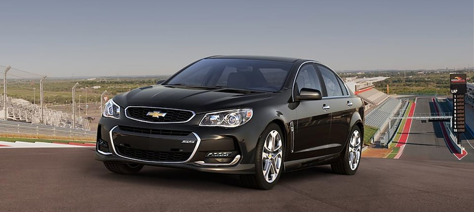 Chevy SS: Discontinued Vehicles, Sports Sedan