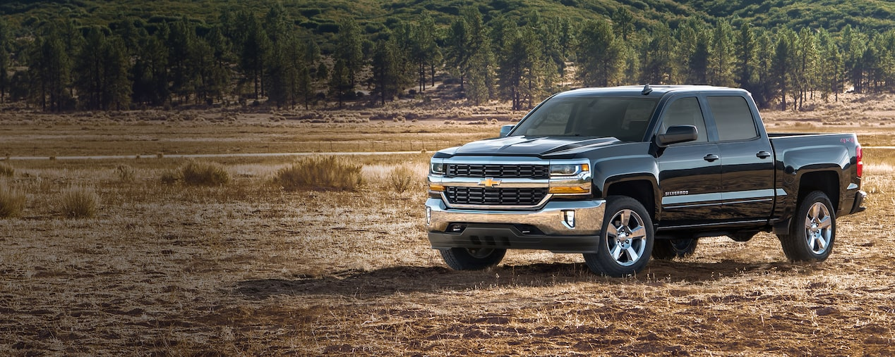 Discover Something Strong: 2018 Silverado 1500 Crew Cab LT All Star 4WD