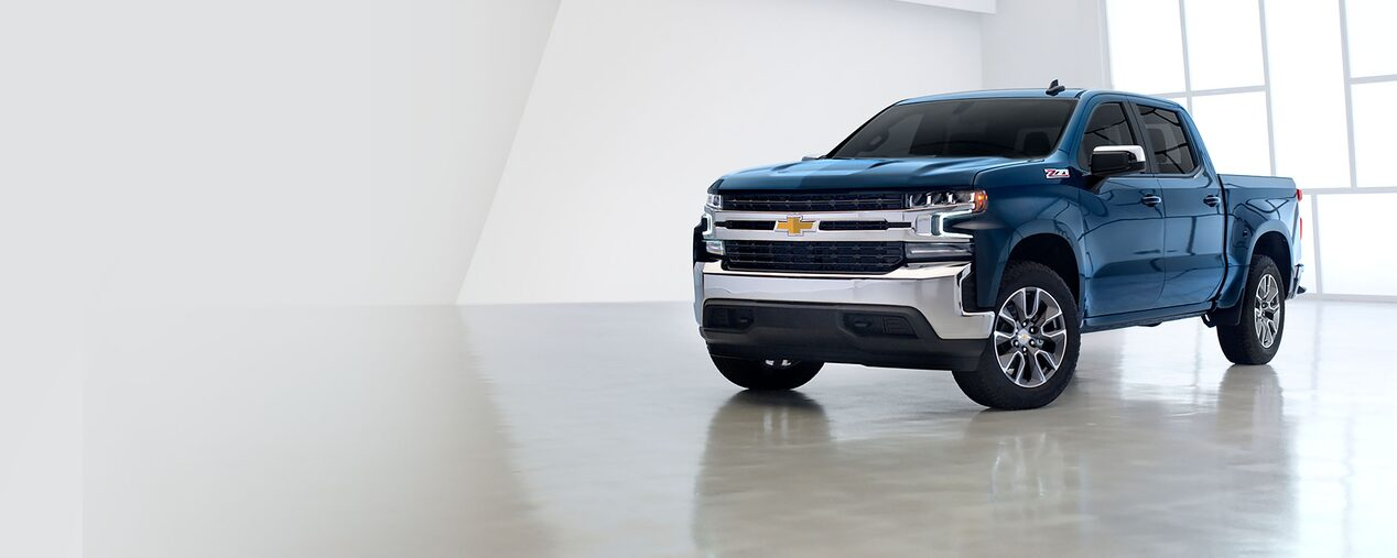 Chevrolet Cars, Trucks, SUVs, Crossovers and Vans