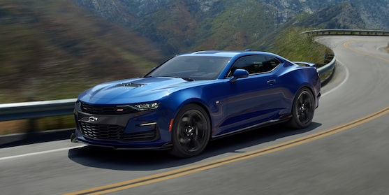 2019 Camaro Current Offers: $2,500 Total Cash Allowance