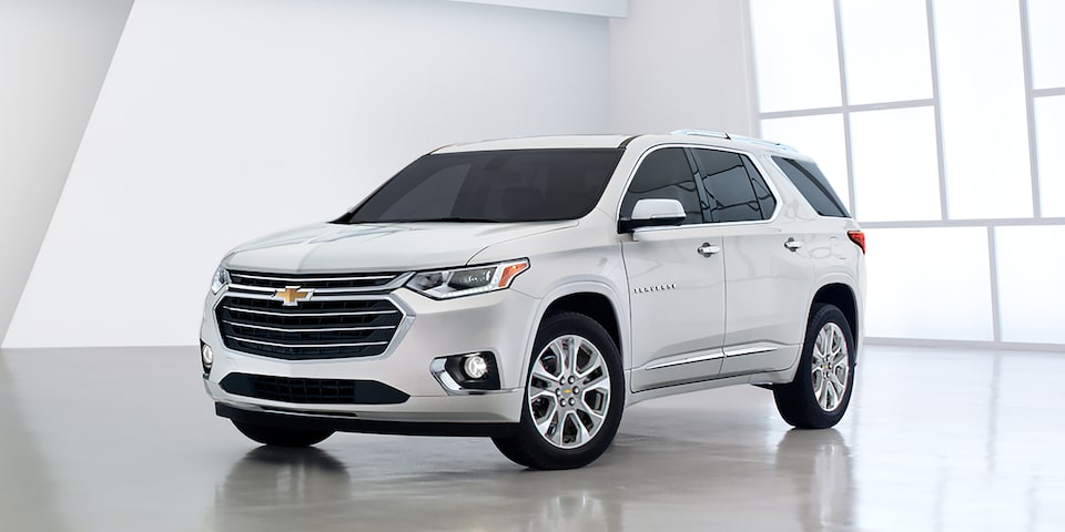 2019 Traverse Current Offers: $4,020 Below MSRP