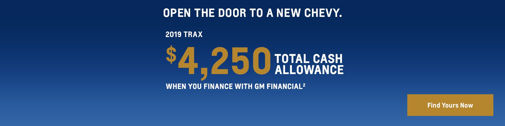 Gm Financial Lease >> Current Chevy Deals Offers New Car Deals