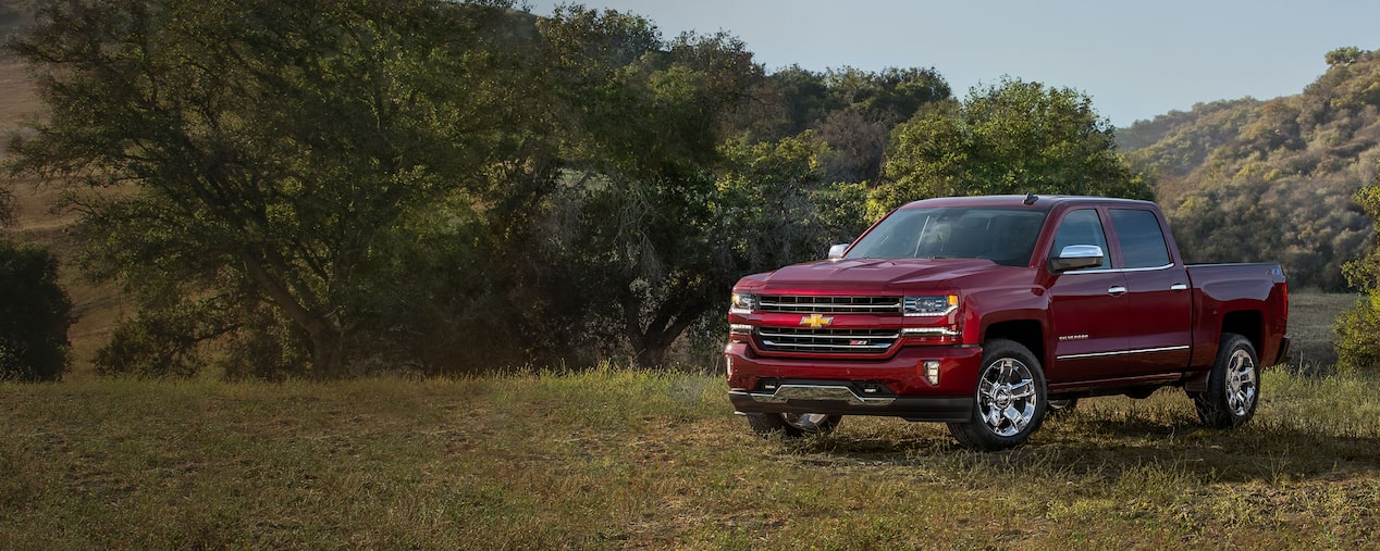 Truck Month Offers: Silverado 1500 Crew Cab LTZ Z71 - $9,668 Below MSRP