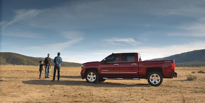 Chevrolet Homepage: Truck Kids