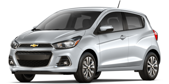 2018 Chevrolet Spark City Car 1LT