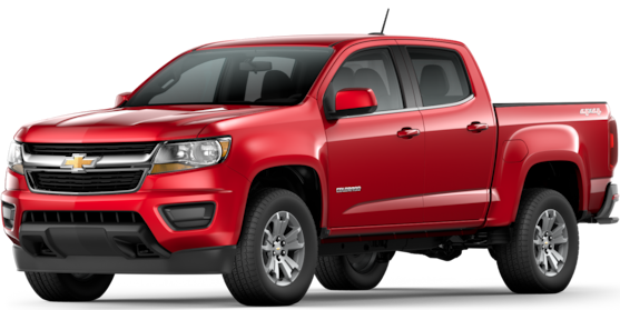 2018 Chevrolet Colorado Mid Size Pickup Truck