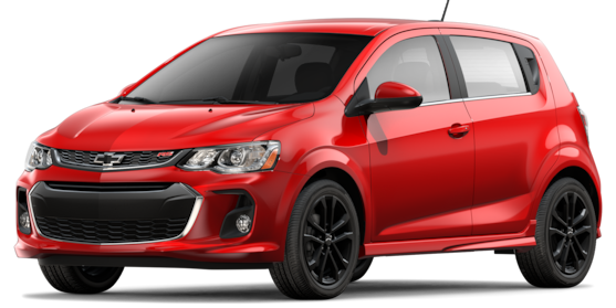 2019 Chevrolet Sonic Small Car