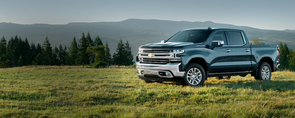 2020 Silverado 1500 Crew Cab: 0% APR for 72 Months