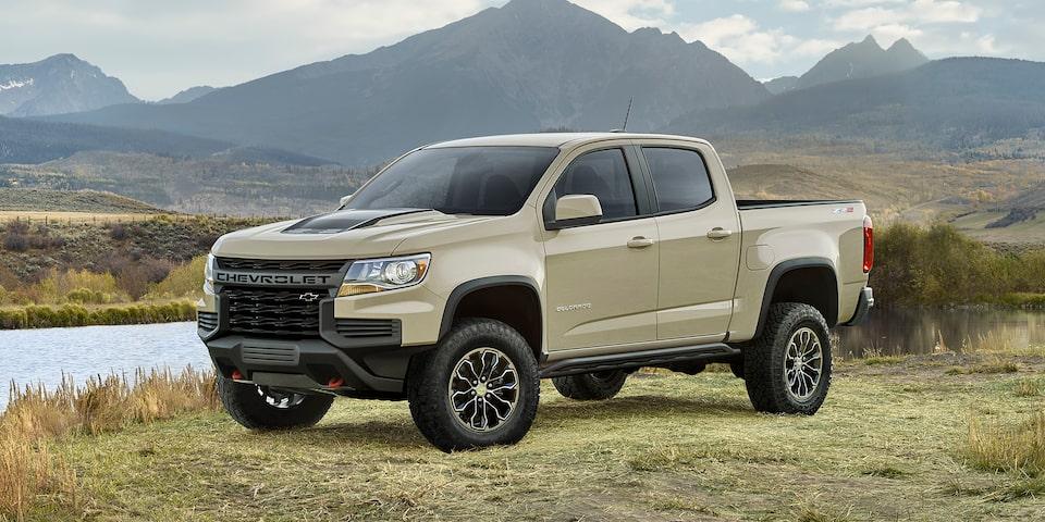 2021 chevy colorado   mid-size truck   diesel truck