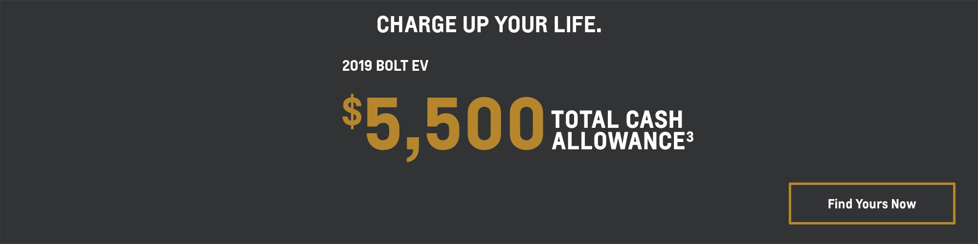 2019 Bolt EV: 16% Below MSRP
