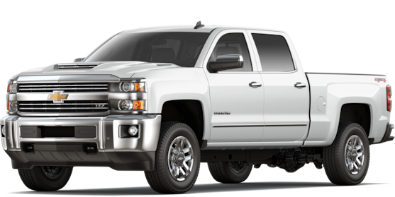 2018 Silverado 2500HD Heavy Duty Truck