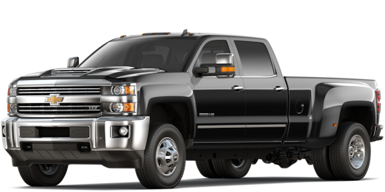 2018 Silverado 3500HD Heavy Duty Truck