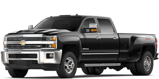 2019 Silverado 3500HD Current Offers: 11% Below MSRP