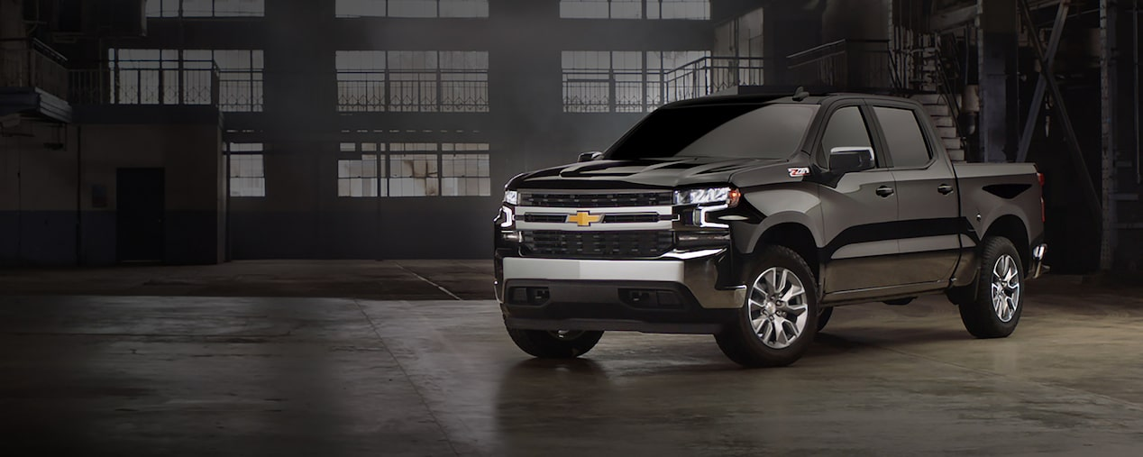 All-New 2019 Silverado : Truck Month 0% APR for 72 Months