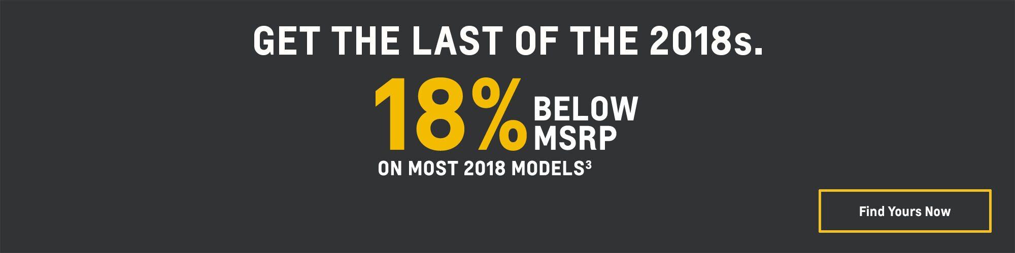2018 Chevrolet Volt: 18% Below MSRP