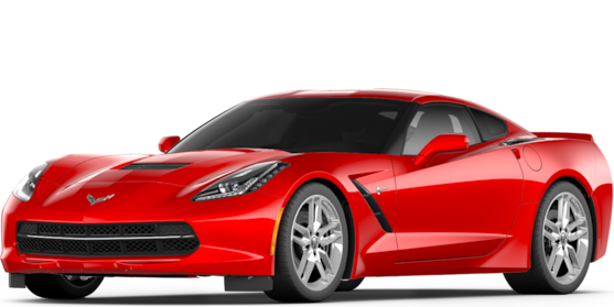 2017 Corvette Stingray Coupe LT Sports Car