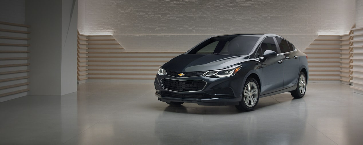 Chevy Current Offers: 20% Below MSRP on all 2018 Cruze LT Models
