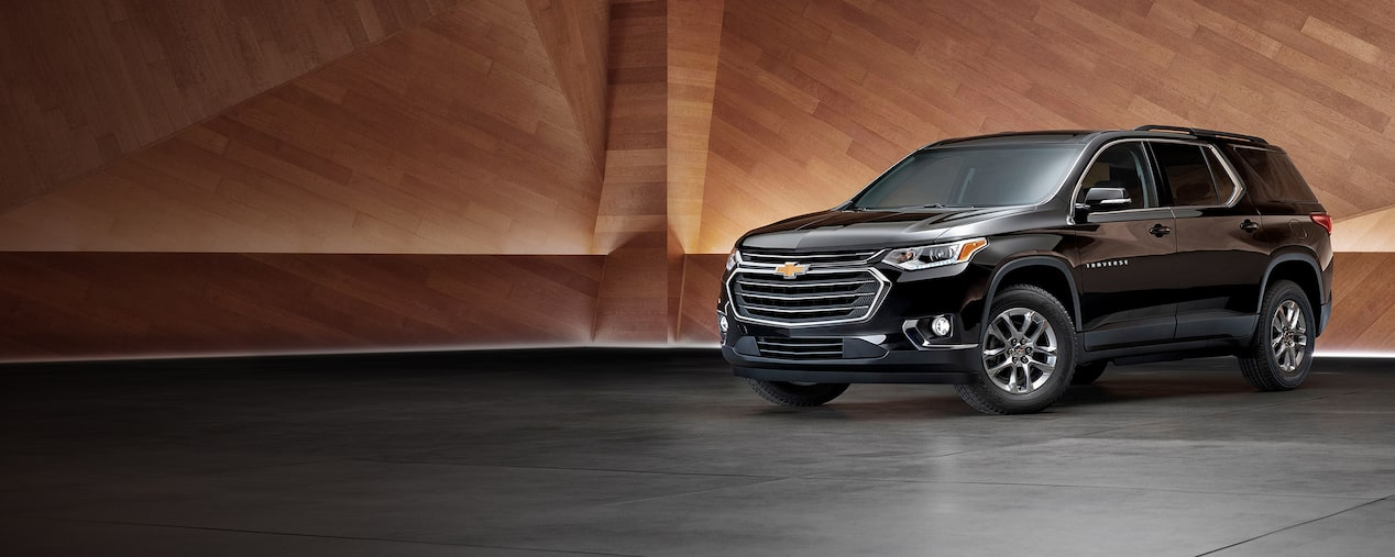 2019 Chevrolet Traverse: $2,750 Total Cash Allowance