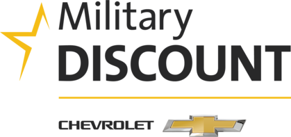 Chevy Military Discount