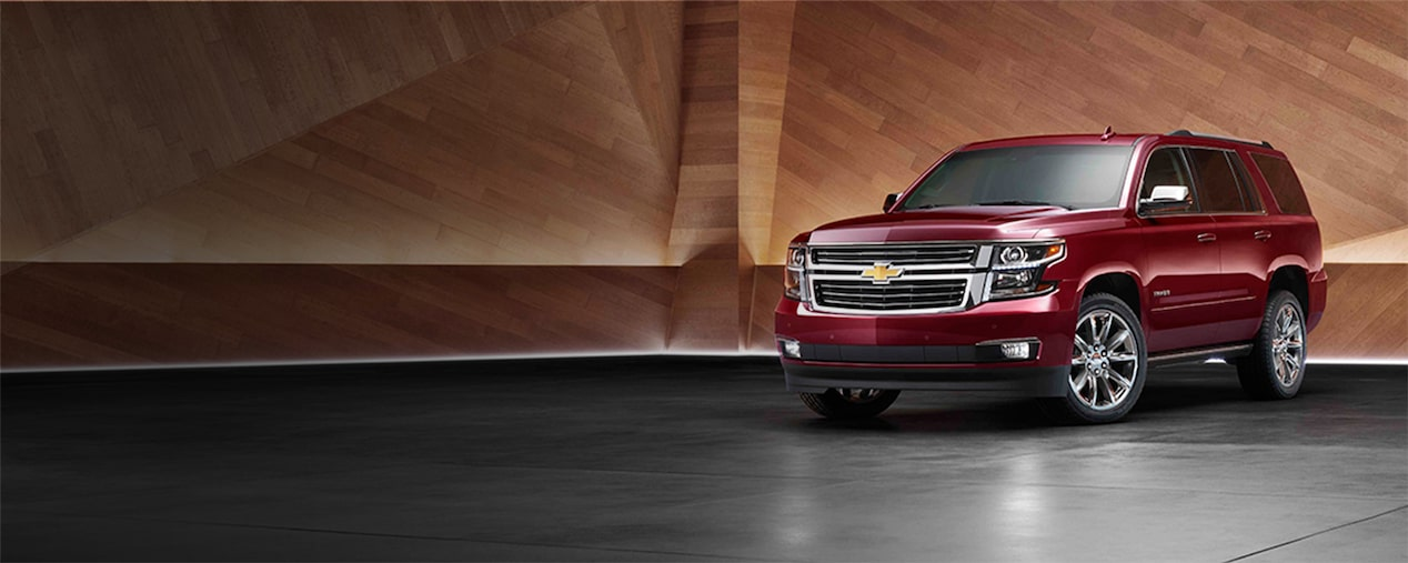 2017 Chevy Tahoe Full-Size SUV Premier Trim Closeout Offer