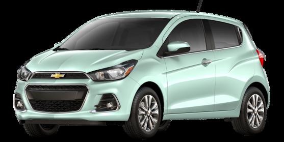2018 Spark City Car Subcompact Car Chevrolet