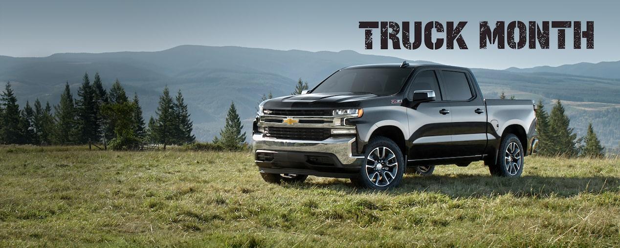 Chevrolet Cars Trucks Suvs Crossovers And Vans