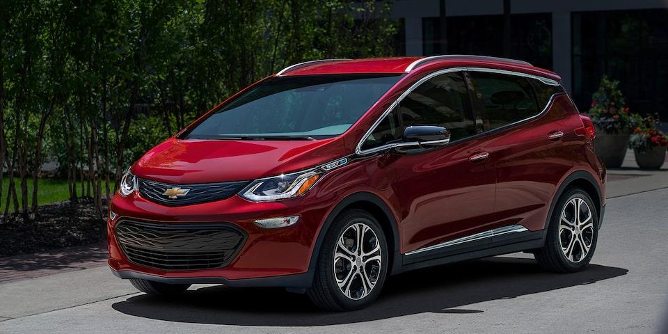 2020 Chevy Bolt Ev Affordable All Electric Car