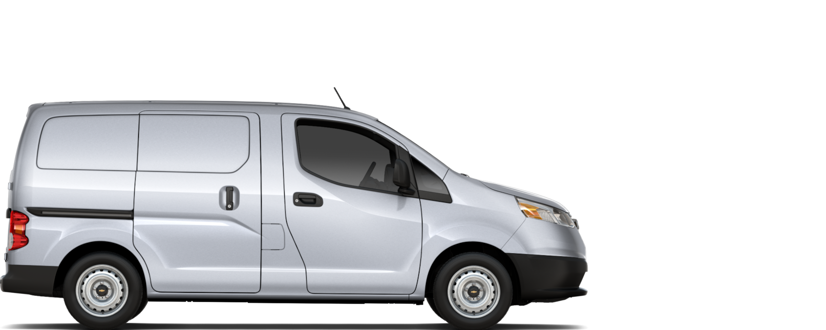 2017 City Express: Small Cargo Van | Chevrolet