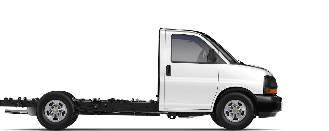2017 Express Cutaway Commercial Vehicle