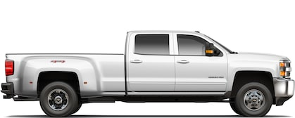 2017 Commercial Silverado 3500HD