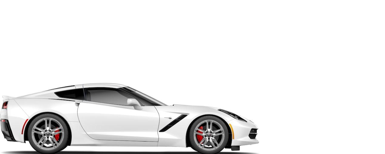 2018 Corvette Stingray: Sports Car   Chevrolet