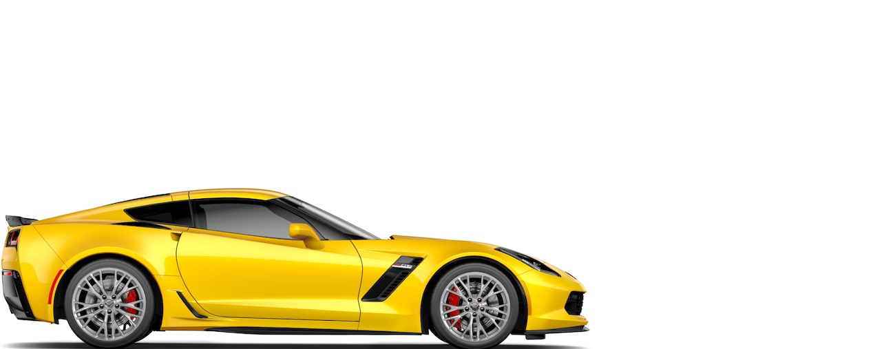 2017 Corvette Z06 Coupe