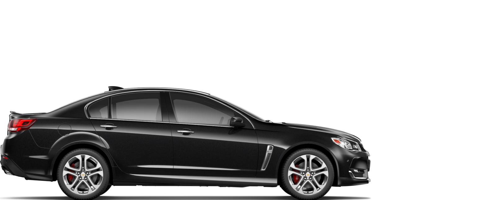 Coupe 2015 chevy ss coupe : 2017 SS 4-Door Sports Sedan | Chevrolet