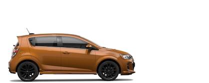 2018 Sonic Sedan