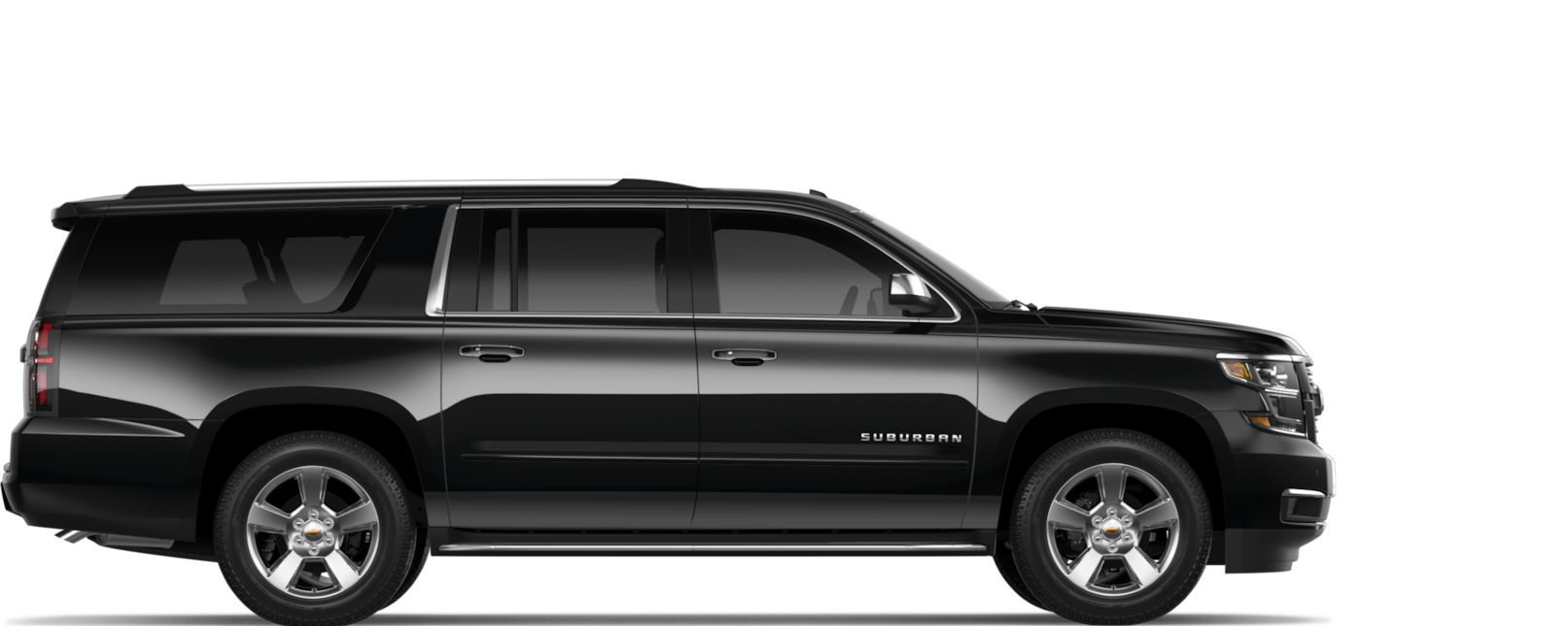 2018 suburban: large suv - 3 row suv | chevrolet