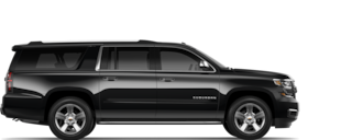 2019 Suburban: $5,366 Below MSRP