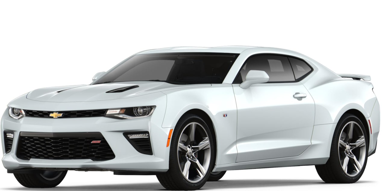 2018 Camaro Sports Car: Front View