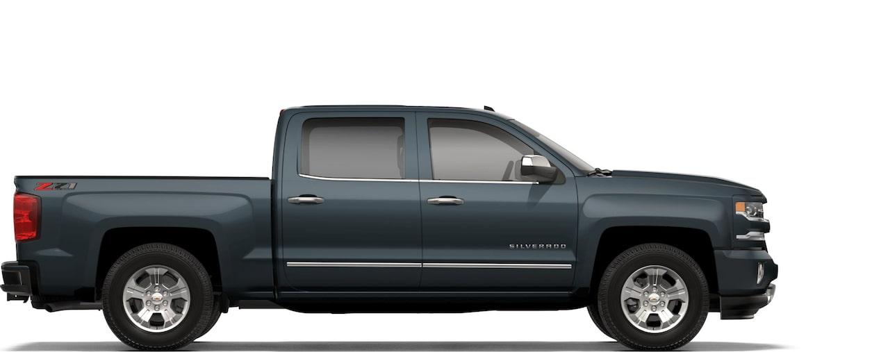 Hd Duramax Specs >> 2019 Silverado Pickup Truck: Light Duty Truck
