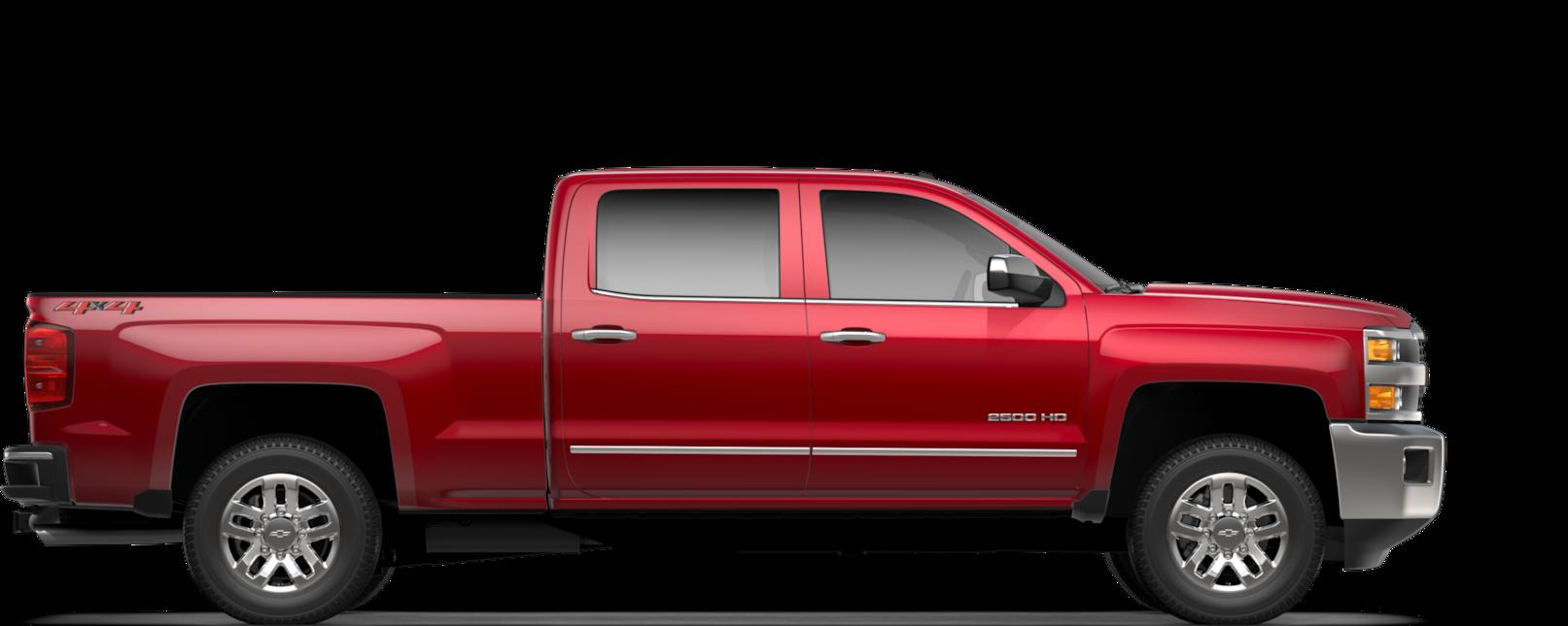 2018 Silverado 2500 3500 Heavy Duty Trucks Chevrolet