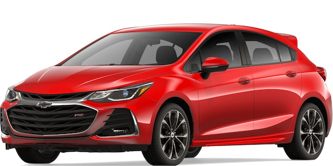 Premier Hatchback Red Hot