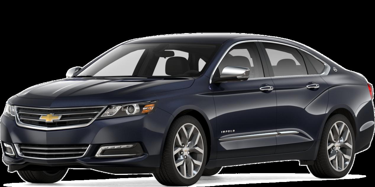 2019 Chevy Impala Full Size Car Sedan Large Car