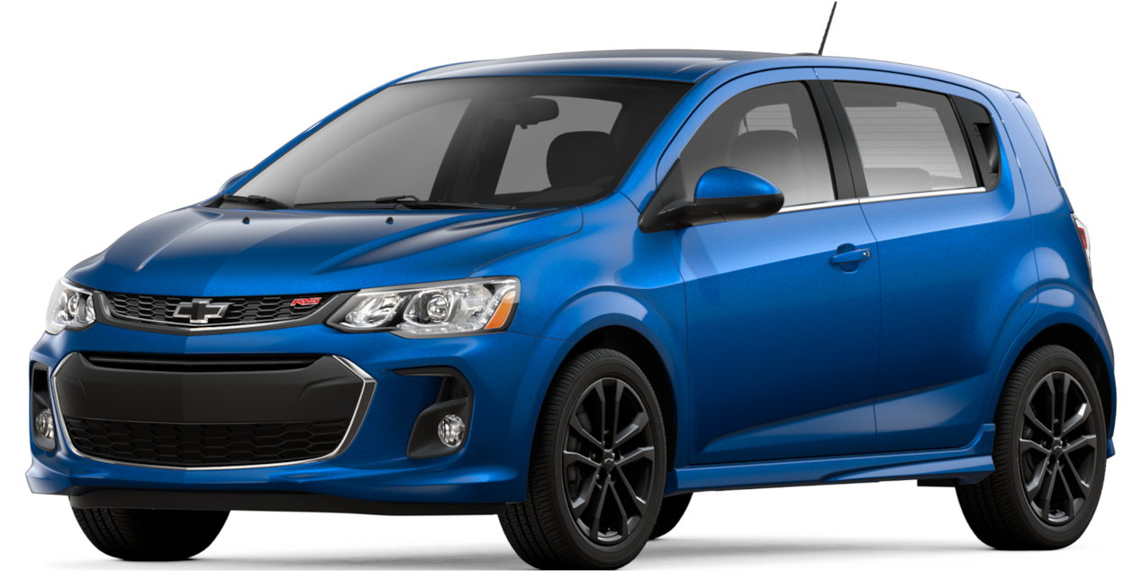 2019 Sonic: Small Car - Available in Sedan & Hatchback