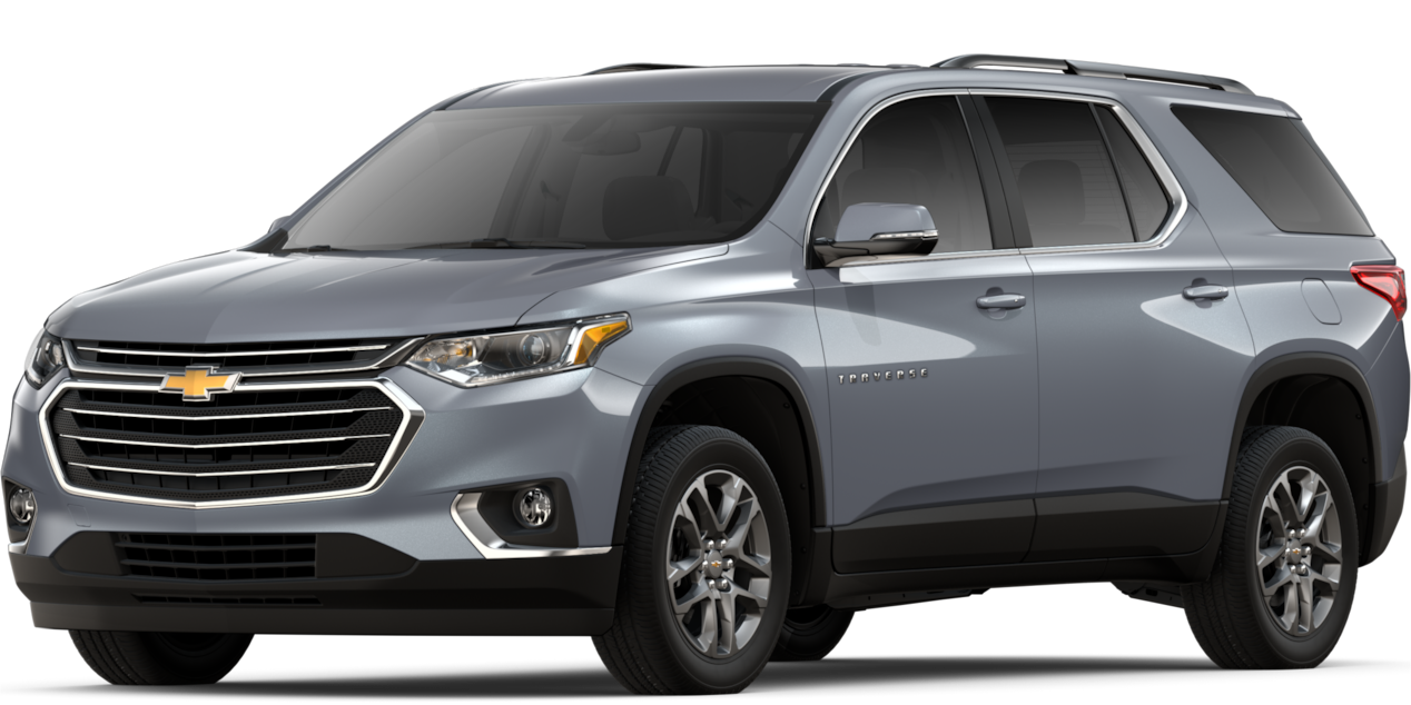 Chevy Mid Size Suv >> 2019 Traverse: Mid Size SUV Crossover - 3 Row SUV