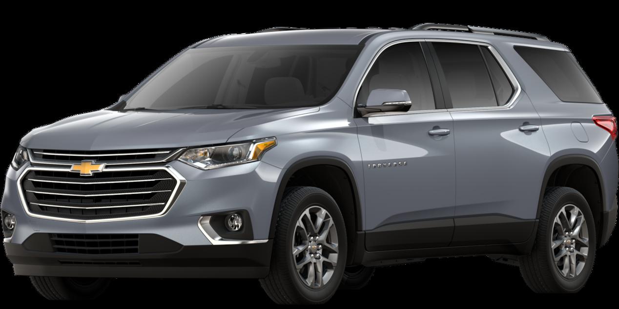 3 Row Suv >> 2019 Traverse: Mid Size SUV Crossover - 3 Row SUV